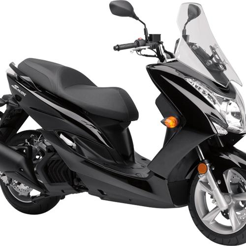 yamaha s max 155 2018 deshaies motosport. Black Bedroom Furniture Sets. Home Design Ideas